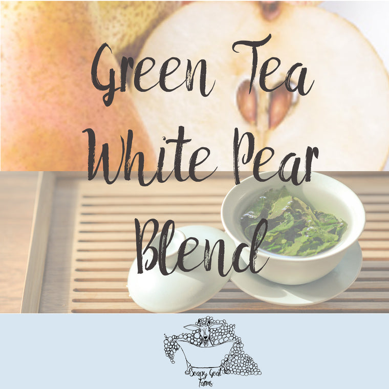 Green Tea & White Pear