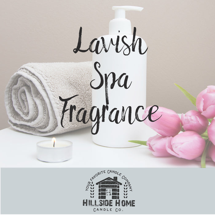 Lavish Spa  Fragrance