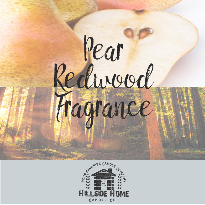 Pear Redwood Fragrance