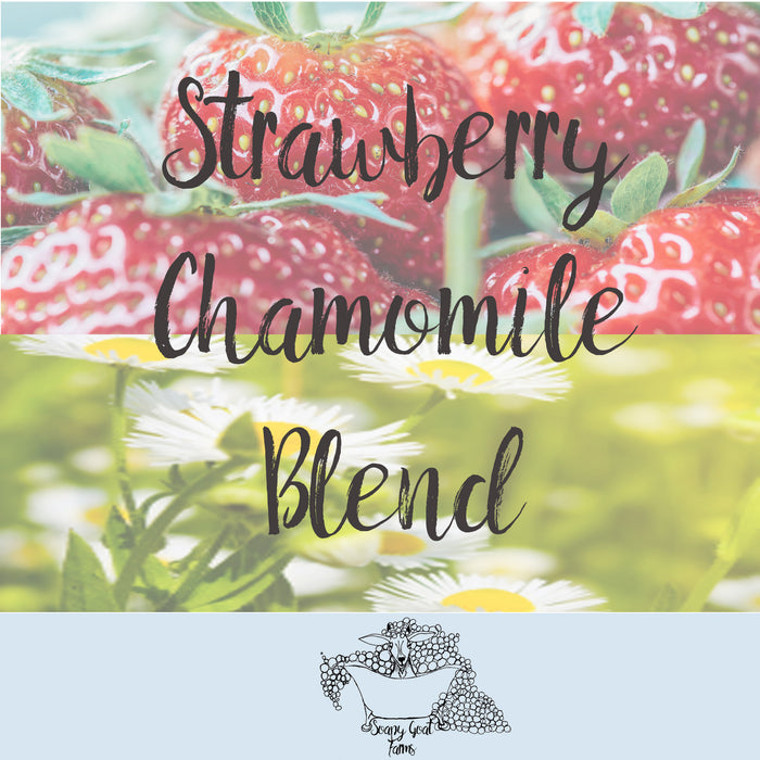 Strawberry Chamomile Blend
