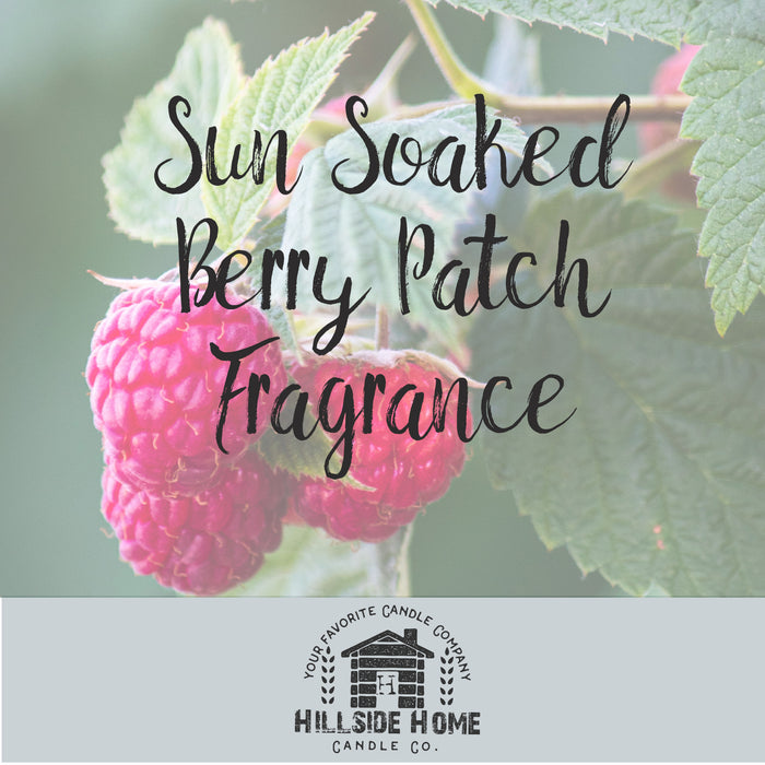 Sun Soaked Berry Patch Fragrance