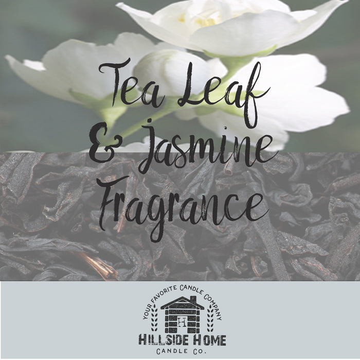 Tea Leaf & Jasmine Fragrance