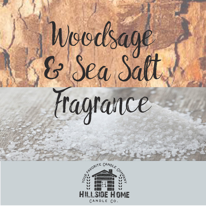 woodsage & Sea Salt  Fragrance