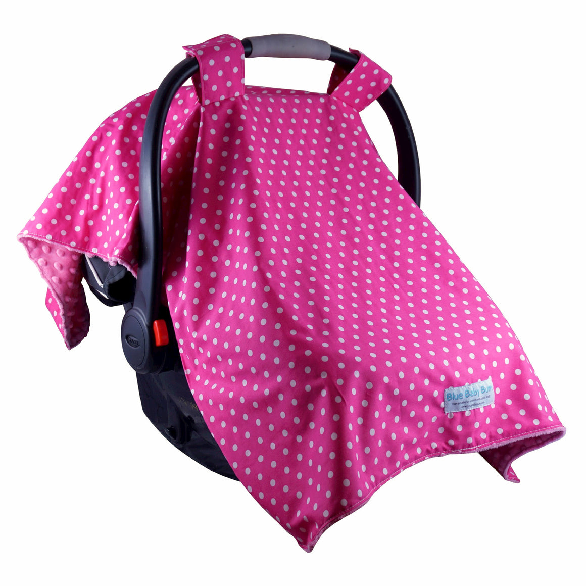 Car Seat Canopy Dotty