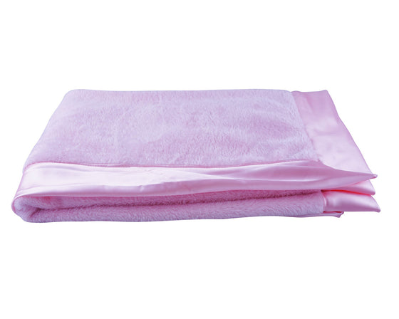 Luxurious Classic Blanket Princess Pink