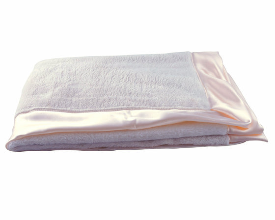 Luxurious Classic Blanket Sweet Vanilla
