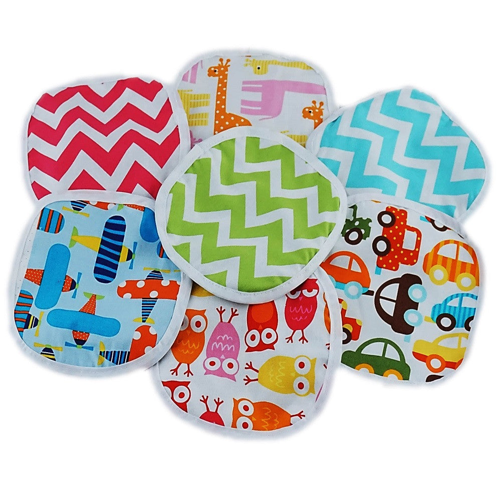 Baby Crinkle Toycloth Assorted