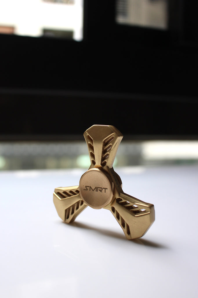 Gadget - Prometheus Brass Spinner R188
