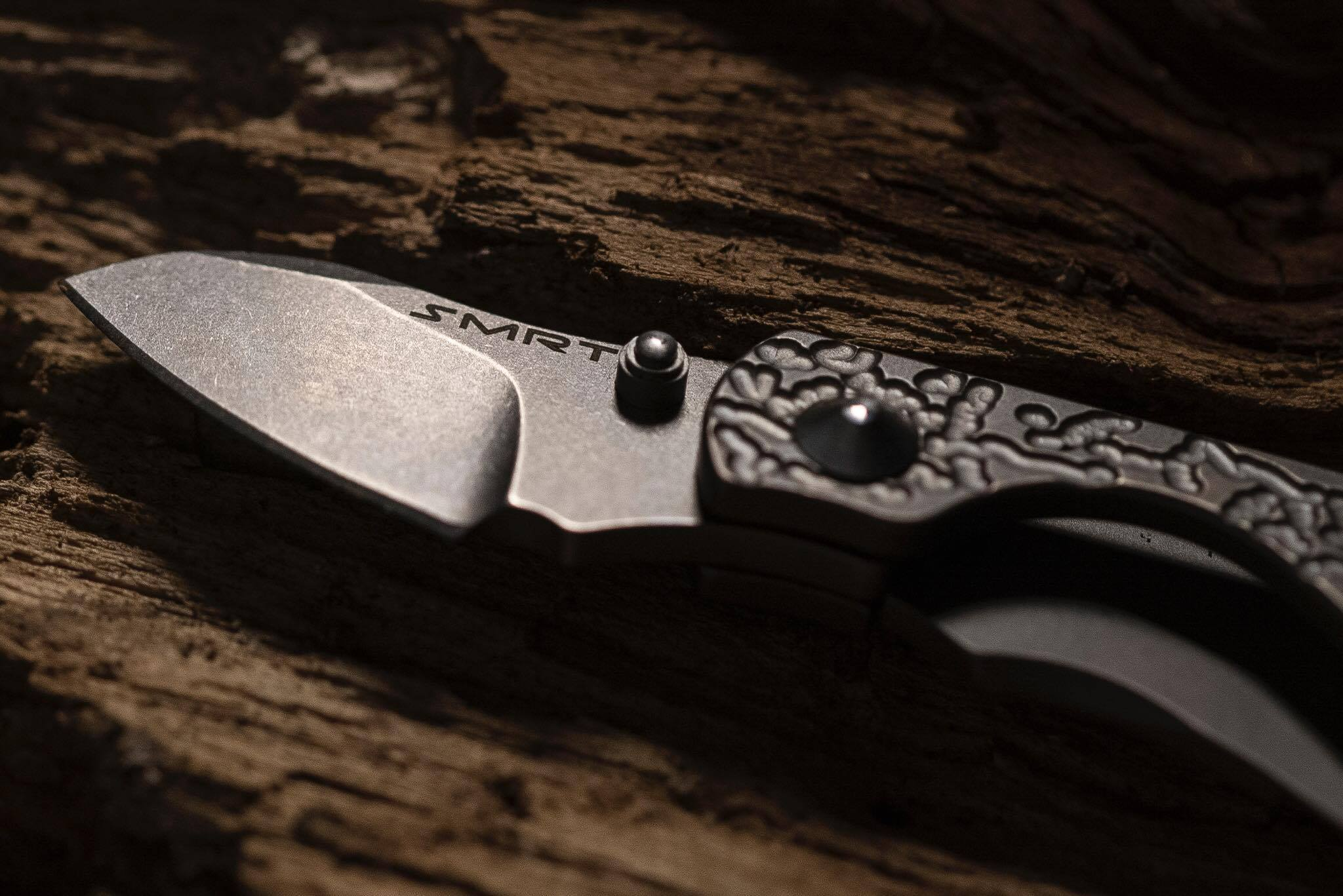 Titanium Nano Blade - Python (3 colors available)