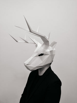Home - Animal Mask (Deer)