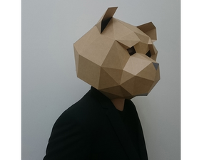 Home - Animal Mask (Ted)