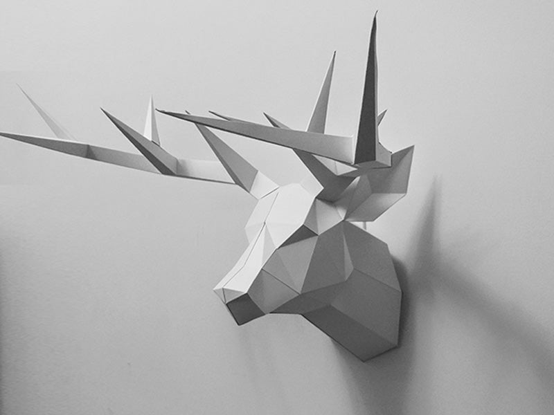 Home - Wall Decor (Deer)