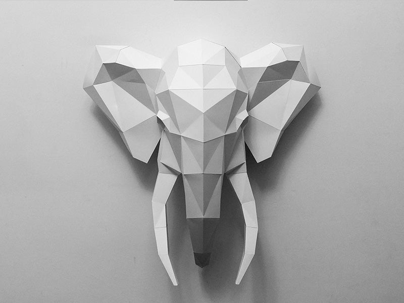 Home - Wall Decor (Elephant)