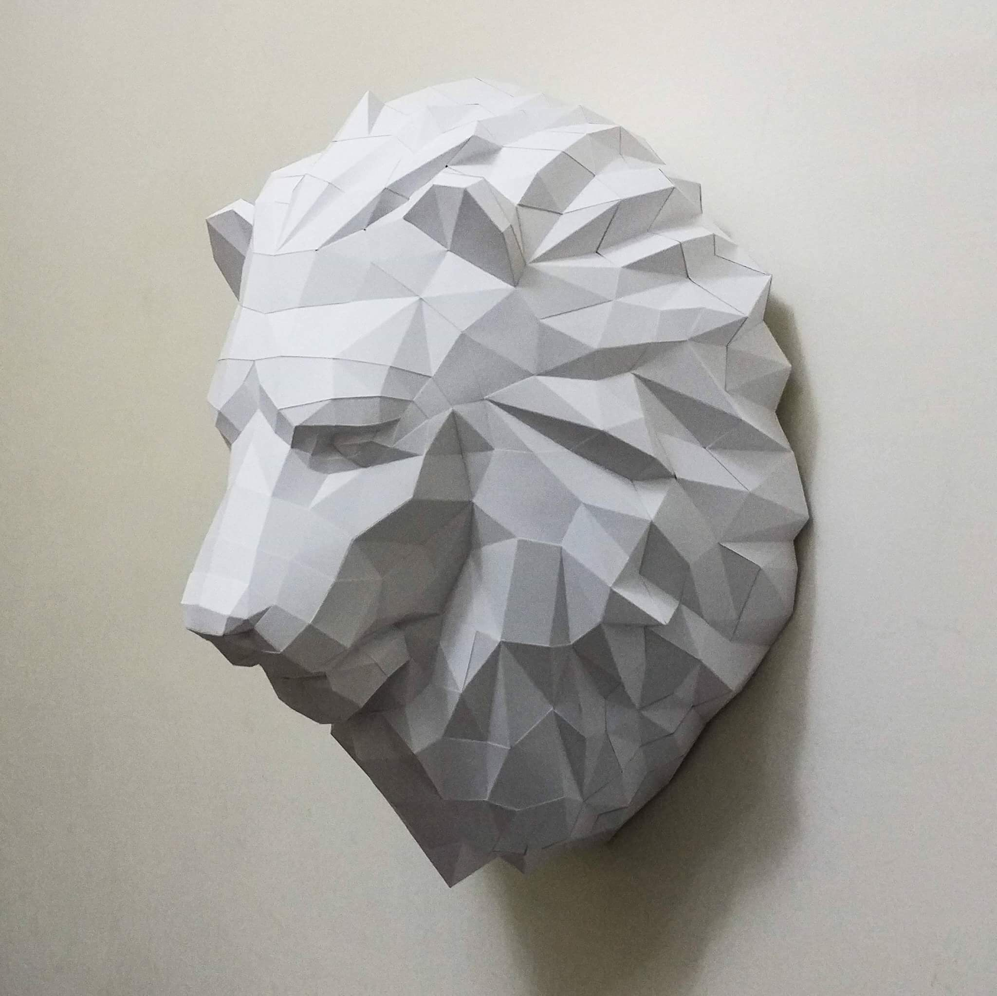 Home   Wall Decor (Lion)
