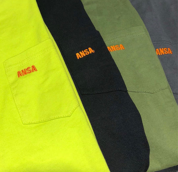 ANSA pocket tee