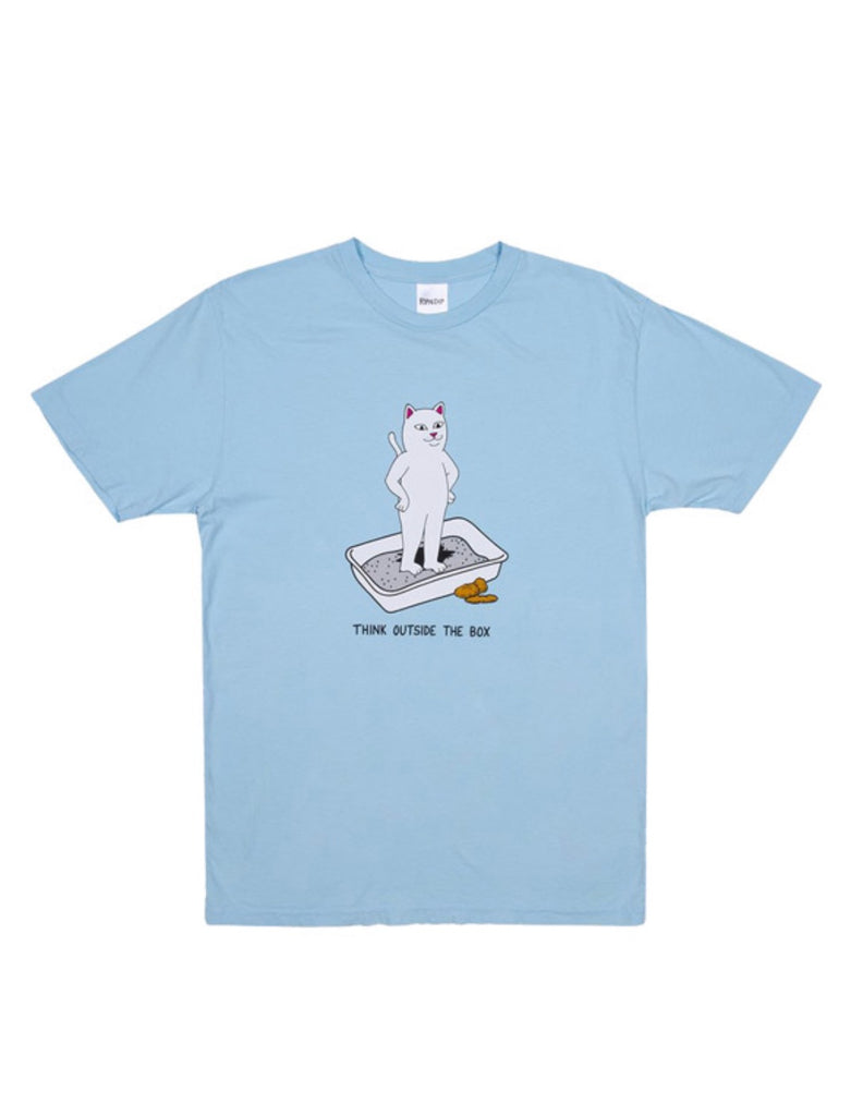 RIPNDIP THINK OUTSIDE TEE