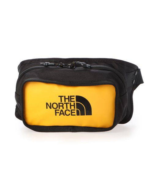 The North Face Explore Hip Pack Yellow