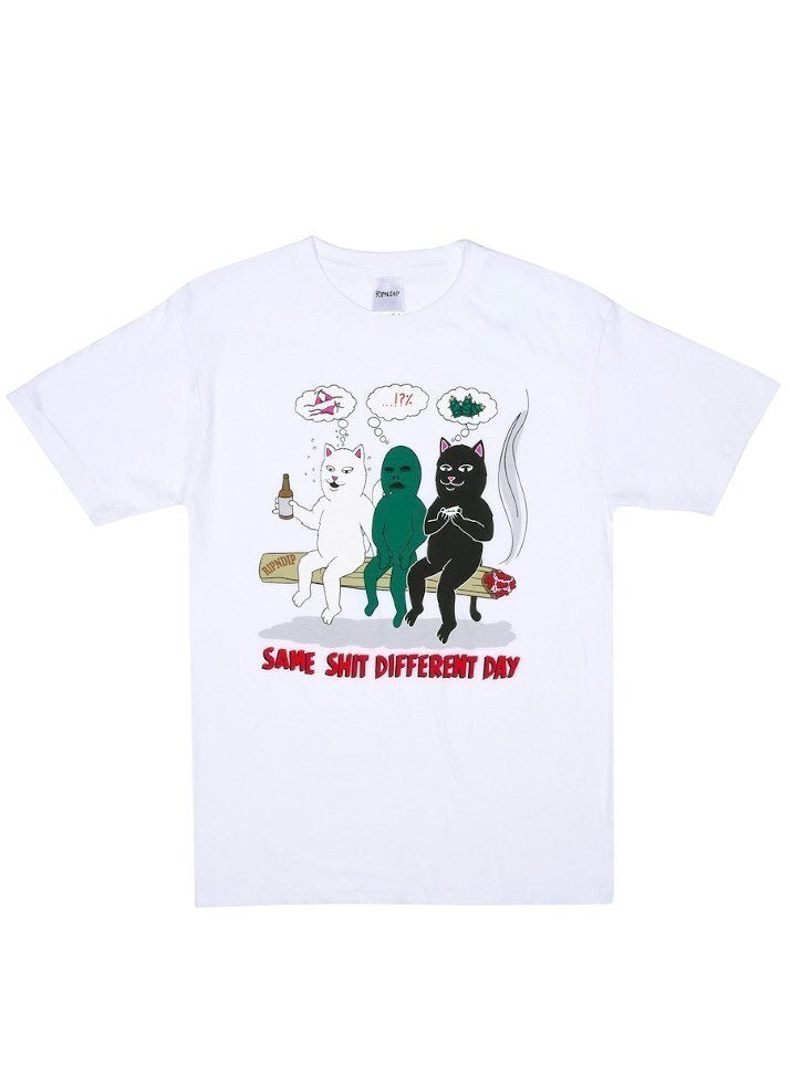 RIPNDIP SAME DREAMS TEE