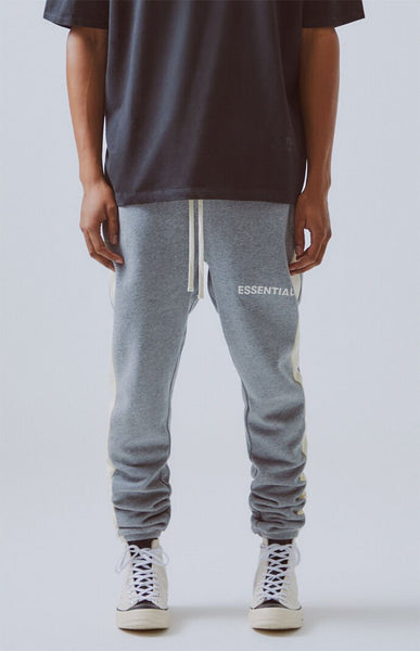 FOG Essentials stripe pants Grey