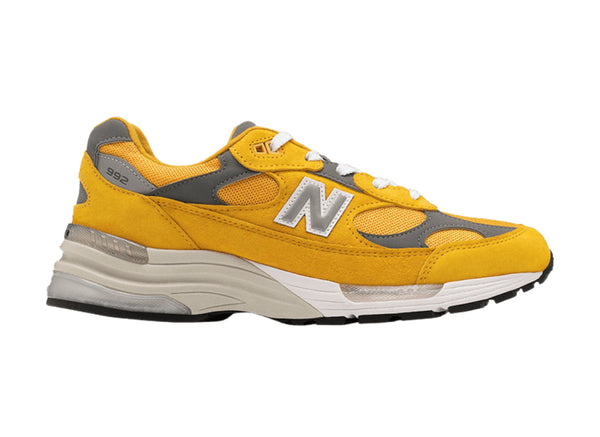 New balance M992BB gold cream