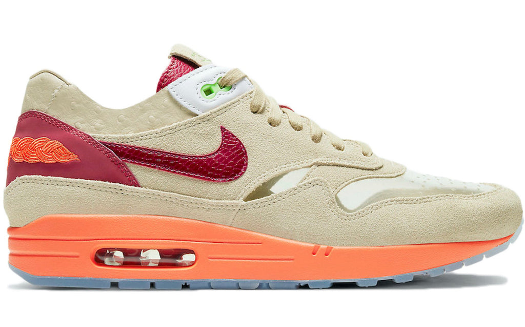 Preorder Nike x clot air max 1 Kiss of death 死亡之吻