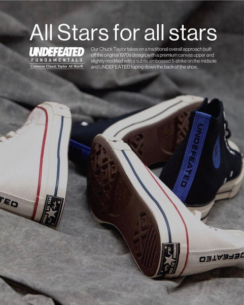 Converse 1970 X undefeated