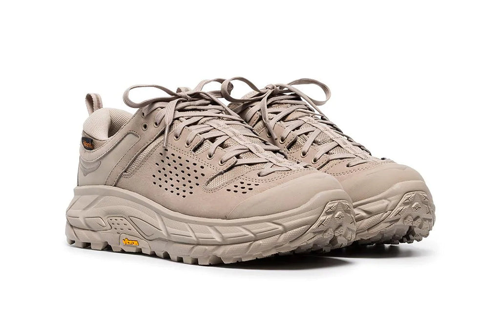 HOKA ONEONE TOR ULTRA LOW WP JP TAN
