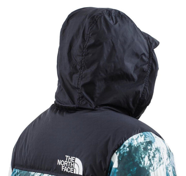 The North Face x Invincible Printed Nuptse Jacket