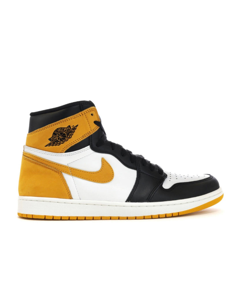 Nike air Jordan 1 retro high 6 wing yellow ochre