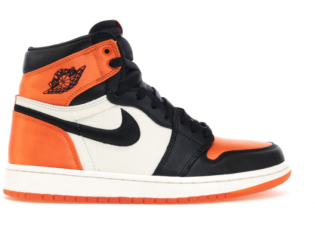 NIKE Air Jordan 1 Retro High Satin Shattered Backboard (W)
