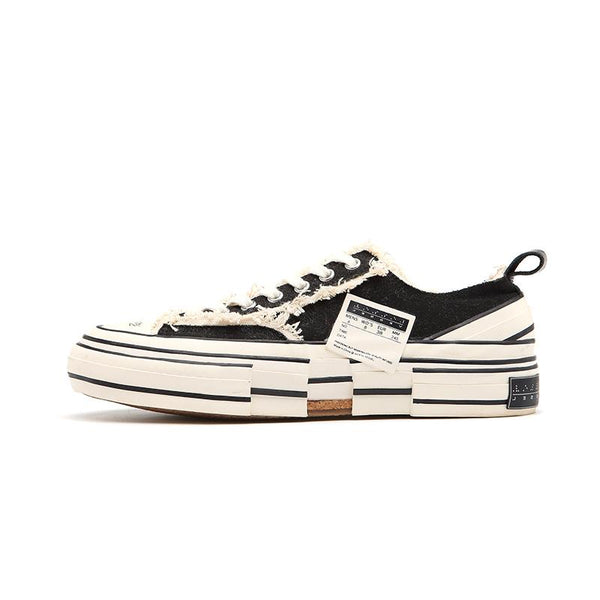 xVessel classic 001 sneakers Black
