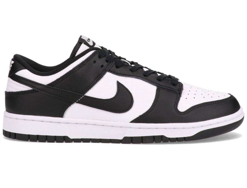 Nike dunk low black / white 2021