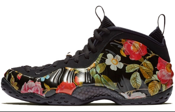 Nike Air Foamposite One Floral