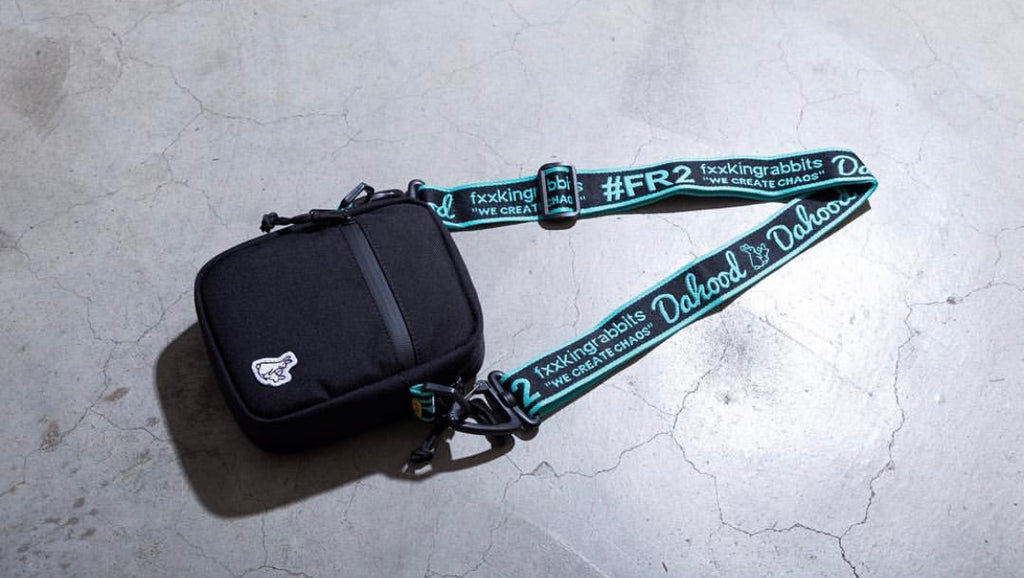FR2 X DAHOOD SHOULDER BAG