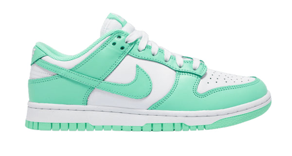 Nike dunk low mint green Tiffany