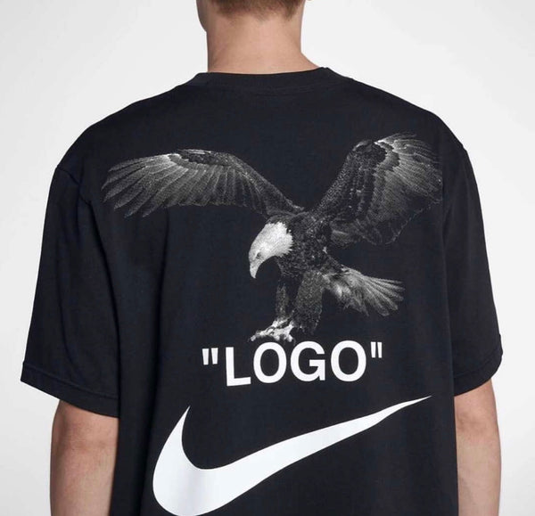 Nike Football X off white tee