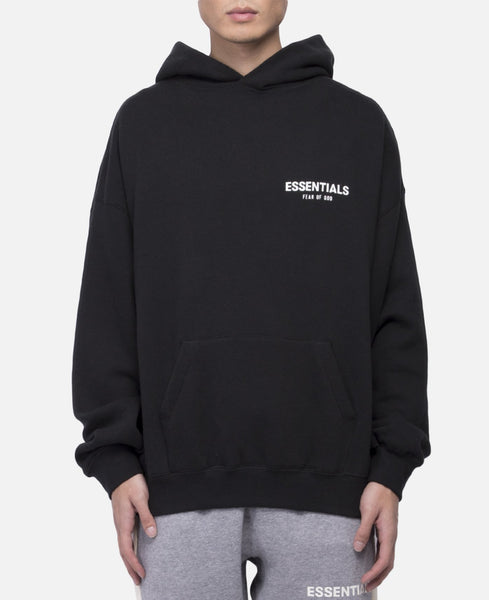 Fog Essential Hoodie Photo logo