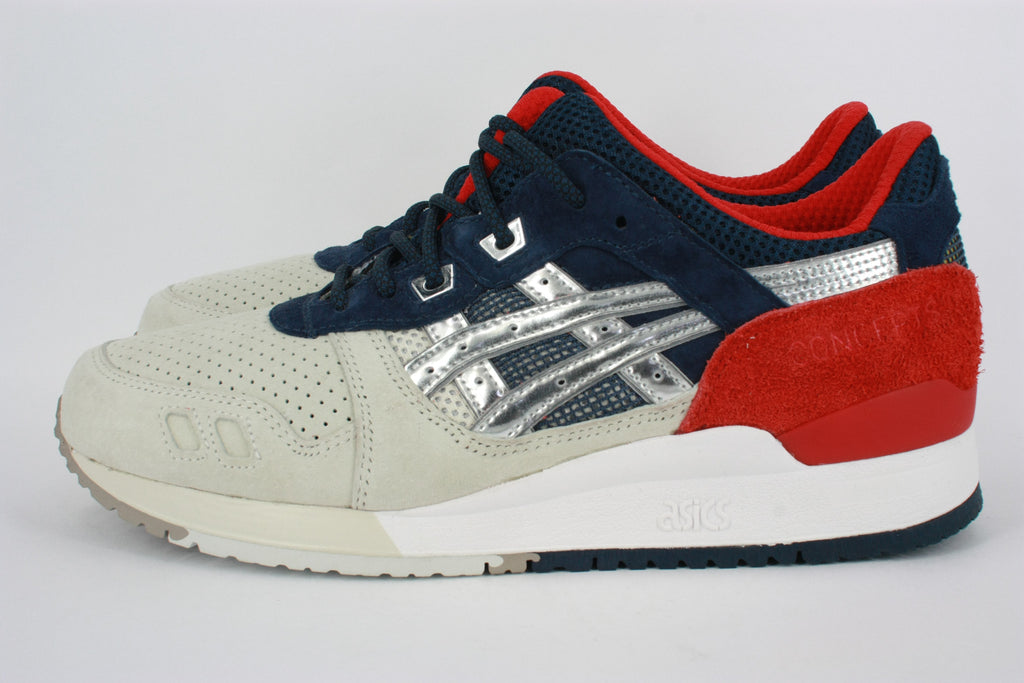 CONCEPT X ASICS GEL LYTE III 25TH ANNIVERSARY