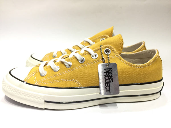 Converse 1970S low cut sunflowers