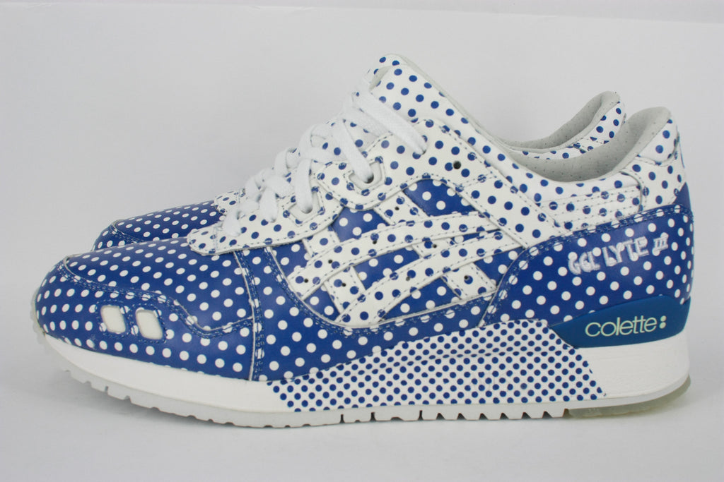 COLETTE X ASICS GEL LYTE III 25TH ANNIVERSARY