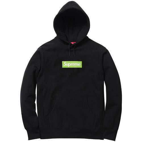 Supreme box logo hooded 2017