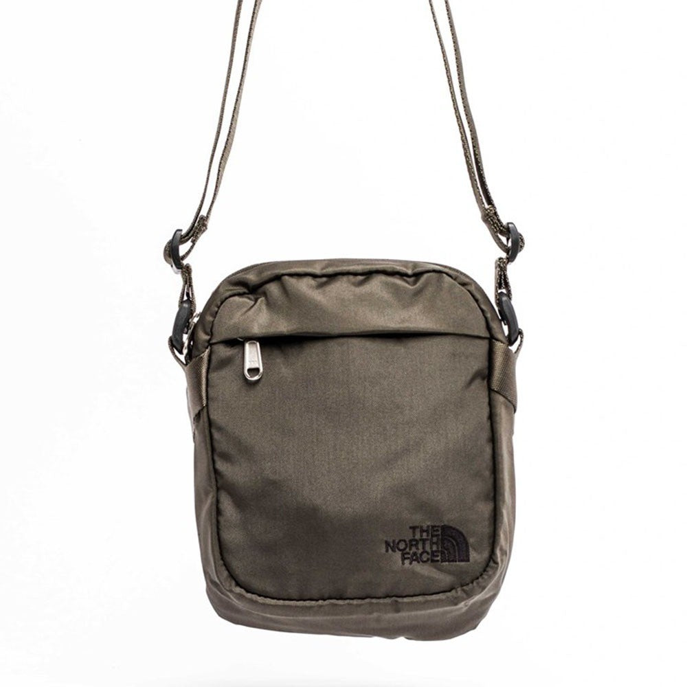 THE NORTH FACE Con Shoulder Bag Taupe Green