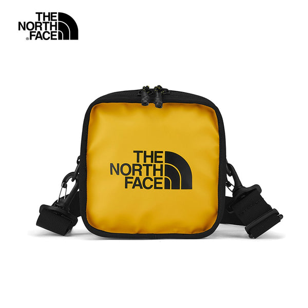 The North Face Explore Bardu II Shoulder Bag Yellow