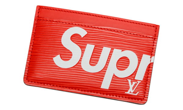 LOUIS VUITTON X SUPREME CARD HOLDER