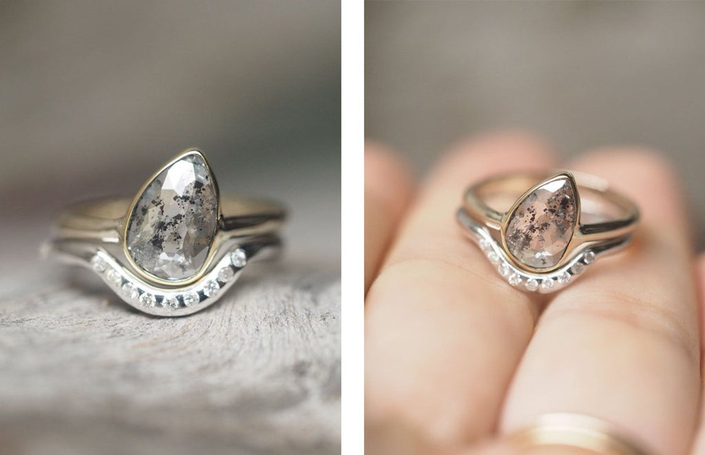 Why does your white gold turn yellow? And how to fix it