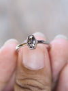 Salt and Pepper Diamond Engagement Ring | Build Your Own