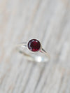 Ant Hill Garnet Ring - Gardens of the Sun Jewelry