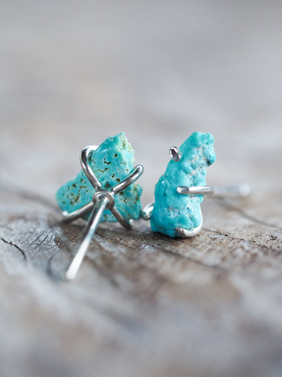 Nevada Turquoise Earrings
