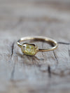 AA ANNISA Yellow Diamond Ring in Gold - Gardens of the Sun Jewelry