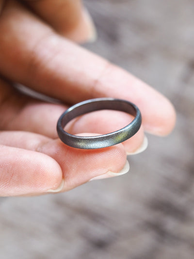 Stardust Wedding Band